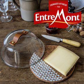 Hazlo tú mismo: Crea tu tabla de quesos con su campana