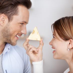 ¿Embarazada? ¡No te resistas al queso!